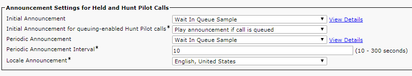 How to configure Native Call Queuing in CUCM ?   GeekStuff